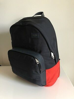 6667635c1d NWT JACK SPADE New York Quilted Nylon Leather Book Pack Backpack ...