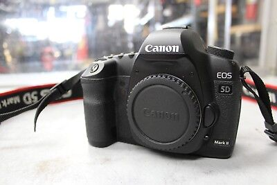 Canon EOS 5D Mark II 21.1MP Digital Camera Body  *Excellent* Low Shutter Count