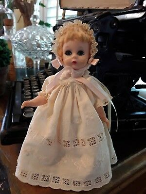 Vintage Madame Alexander Doll Little Genius