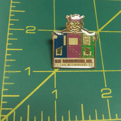 ROYAL ORDER OF JESTERS lapel pin - Masons Shriner Group - ROJ Court 188 2002