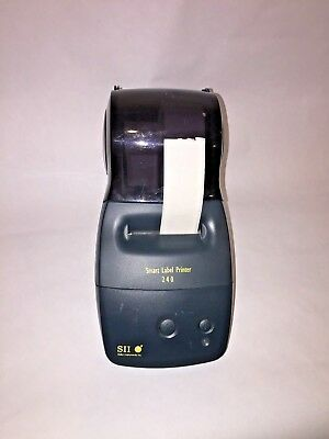 SII SMART LABEL PRINTER 240 DRIVERS FOR WINDOWS