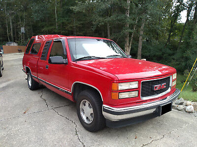 1997 GMC Sierra 1500  1997 GMC Sierra 1500 Extended Cab V8 Runs and Drives Great Lots of New Parts