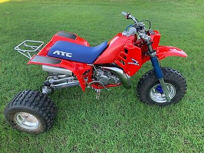 1985 HONDA ATC250R 3 Wheeler! 85 ATC 250R! Custom Built CT Big Bore Trike!