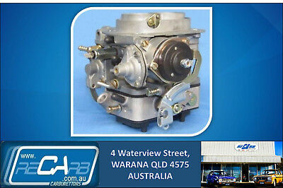 Weber 34 ADR Reco Carburettor Conversion suit Toyota Hiace Van 2RZ Engine
