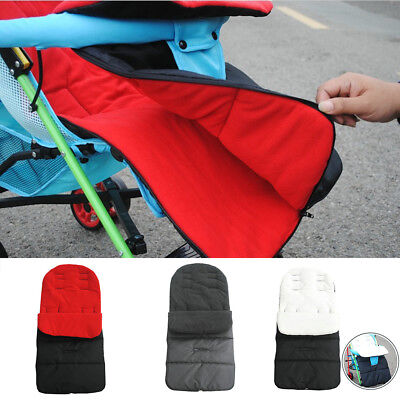 1PC Winter Universal Footmuff Cosy Toes Liner Buggy Pram Pushchair Baby Toddler