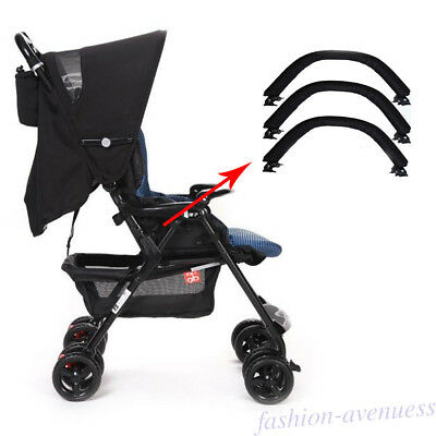 Baby Car Trolley Armrest Bumper Bar Handlebar Stroller Pram Handle Accessories
