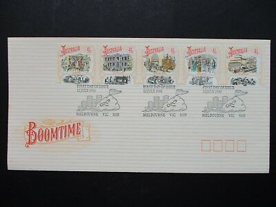 Australian Decimal Stamps - First Day Cover - Excellent Item! (J891)