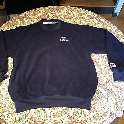 Shop For Cheap Nwt Zubaz Ncaa Penn State Short Sleeve Blue Activewear Shirt Mens Large Activewear Tops College-ncaa
