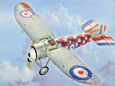 Special Hobby 1:32 Bristol M.1C Checkers & Stripes Resin Limited Edition SH32060