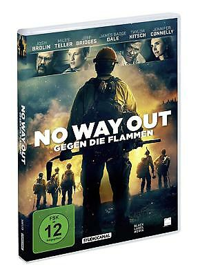 No Way Out - Gegen die Flammen - Josh Brolin, Jeff Bridges - DVD