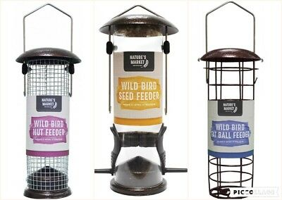 Quality Hammertone Wild Bird SEED NUT FATBALL FEEDERS Discounts Choices