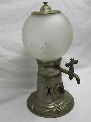 Electric Mfg Co Soda Fountain Hot Water Tap Syrup Dispenser Vintage Antique Old