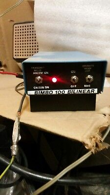 bimbo bi-linear amplifier