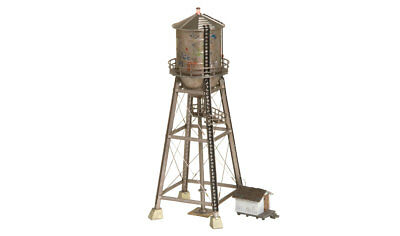 Woodland Scenics N Scale Built Up Rustic Water Tower BR4954 WOOBR4954