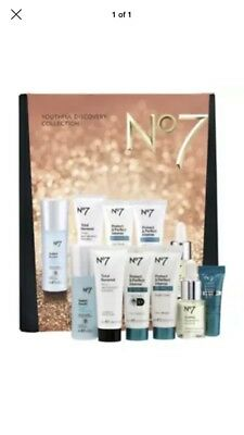 No7 Youthful Discovery Collection Brand New ( Includes Protect & Perfect )