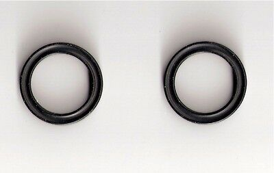 "Teleflex Hydraulic Steering Main Helm Seal 3/4"" Quattro ORing 1990&later(2 rings"