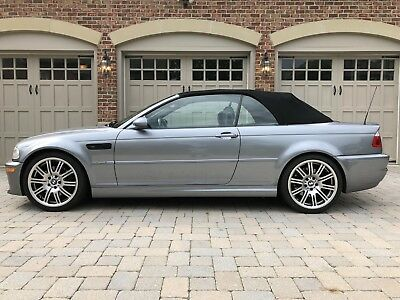 2003 BMW M3  2003.5 BMW M3 Convertible with only 65k miles.