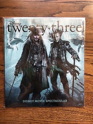 D23 Twenty Three Magazine Summer 2017 Avatar Pandora Pirates Caribbean