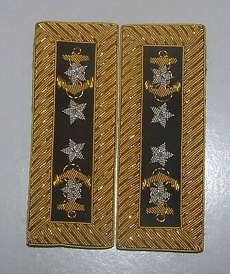 Navy Admiral Dewey Officer Uniform Boards Straps War Sea Fleet Manila Bay Battle