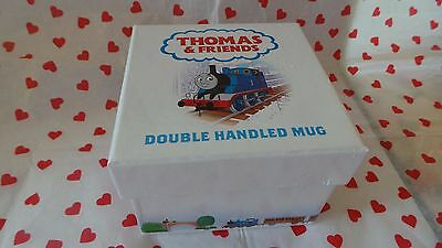 Portmeirion ~ Thomas The Tank & Friends Double Handled Mug ~ BNIB