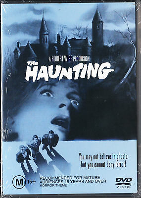 The Haunting (DVD, 2003)-Horror