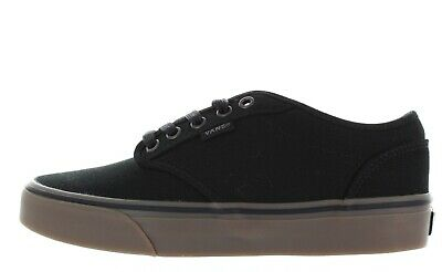 14b51a07c379 Men s Vans Atwood Vn000Tuyd8E (12Oz Canvas) Black gum Deadstock Brand New