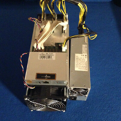 Bitmain Antminer S9 13.5TH in perfect working condition including power supply
