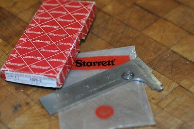 Vintage Mint MIB Starrett 1025-5 Pocket Slide Caliper No Reserve