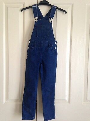 Size 6 Girls Denim Overalls, Great Condition