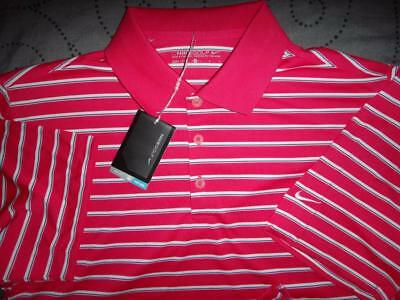 018cb8ddb1bb NIKE GOLF DRI Fit Body Map Polo Shirt Xl Men Pink Nwt  65.00 ...