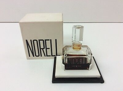 Vintage Norell 1/2 oz. Perfume Bottle in Box - Partial Full