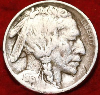 1913 Philadelphia Mint  Buffalo Nickel