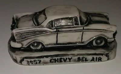 Limited Edition Georgia Marble 1957 Chevy Bel Air Black Collection