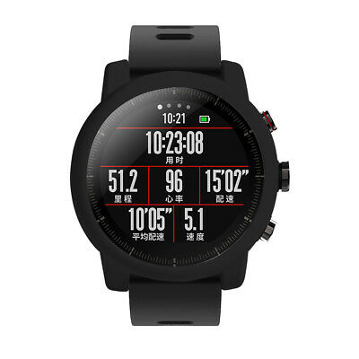 For Huami Amazfit Stratos Smart Watch 2/2S Slim PC Case Cover Protect Shell