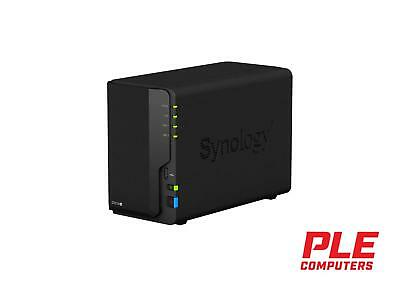 Synology DS218+ Dual-Core 2.0GHz 2 Bay NAS Enclosure[DS218+]