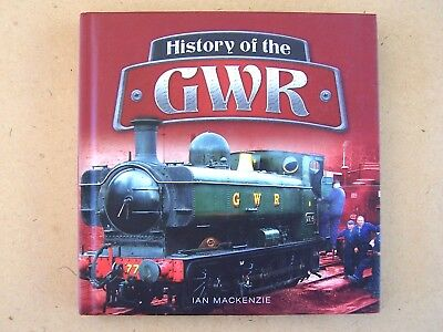 """history Of The Gwr."" British Steam. Locomotives Book"
