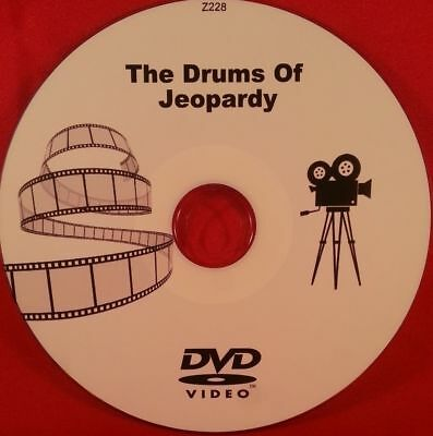 The Drums of Jeopardy Film On DVD Warner Oland June Collyer Drama Horror 1931