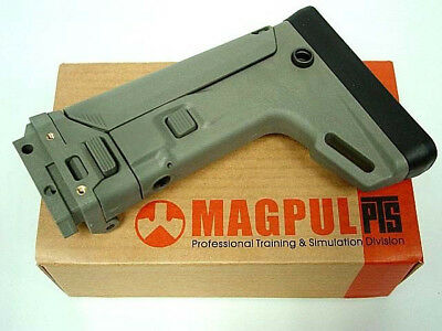 Magpul Folding Stock Crosse  PTS Masada ACR - Foliage Green Airsoft