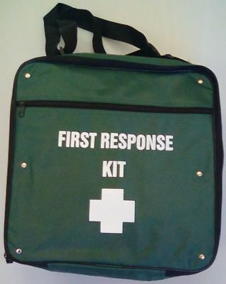 First Response Kit Green Shoulder Bag Nylon Or Dura Kitted or Empty