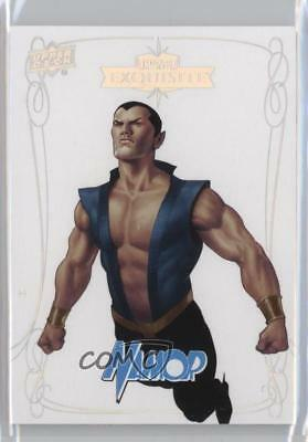 2016 Upper Deck Marvel Gems Exquisite #10 Namor Non-Sports Card 2a8