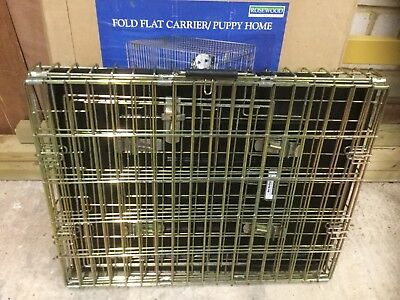 Fold Flat Carrier - Puppy Home