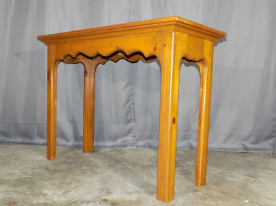 Super Habersham Plantation Pine Sofa Or Console Table Country Gmtry Best Dining Table And Chair Ideas Images Gmtryco