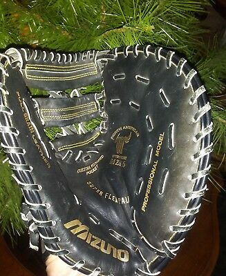 "Mizuno Professional Model MZF-16  Youth 12"" Baseball First Base Mitt RHT"
