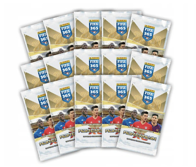 Panini Adrenalyn XL FIFA 365 2019 BINDER + all 396 CARDS + LIMITED FREE