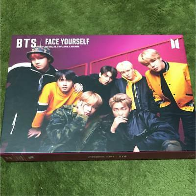 BTS - Face Yourself first Limit edition (B Version) CD DVD Japan F/S