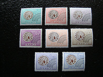 FRANCE - stamp yvert and tellier preoblitere n° 138 a 145 n (A9) stamp french