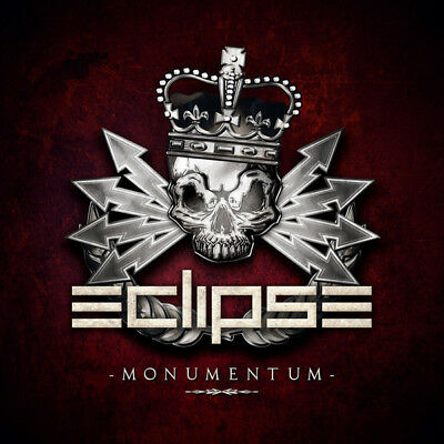Eclipse – Monumentum 2017 COLLECTOR'S NEW CD! FREE SHIPPING!