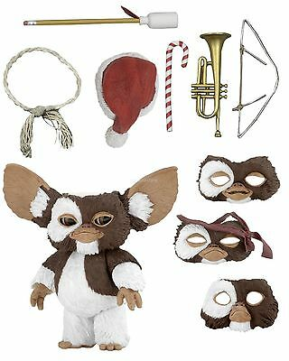 "NECA GREMLINS GIZMO 7"" Scale ULTIMATE Action Figure Mogwai Gremlin NEW Movie"