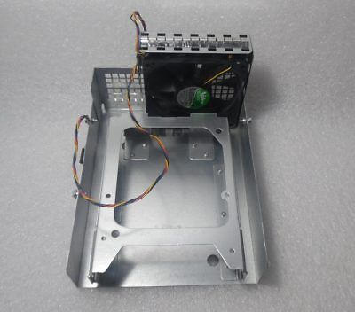 Dell WH216 Precision T5400 T3500 T5500 Add-On Hard Drive Assembly + Fan XH389