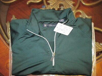 New Lg Limited Edition Rare Oxford Golf by Peter Millar Golf Weather Gear!.